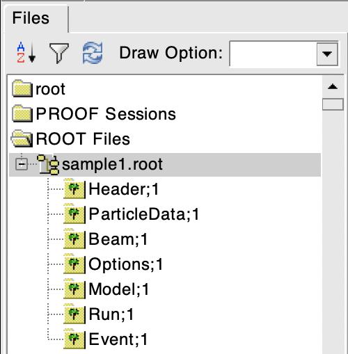 Output — BDSIM 1 3 2 documentation